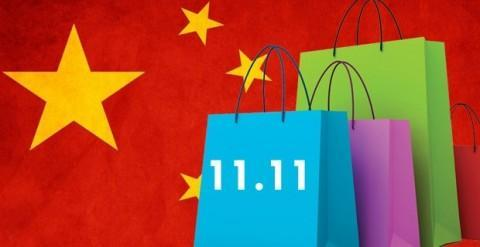 Chinese Shopping Carnival on 11th Nov