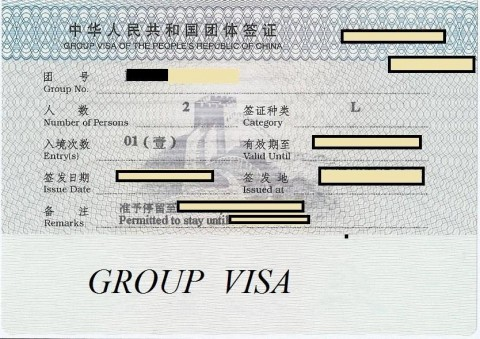 Group-visa-sample