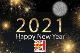 Happy New Year of 2021