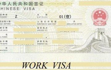 Work visa holders can use E-channel at Chinese borders