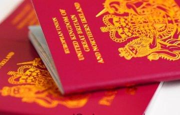 British Passport Signature Change